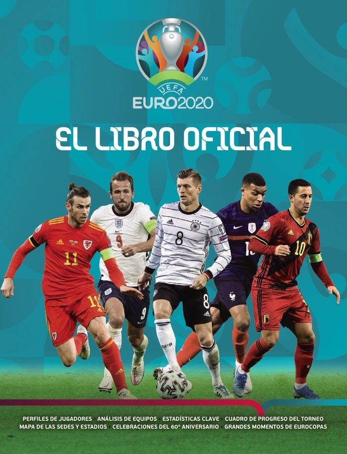 Uefa euro 2020 el libro oficial
