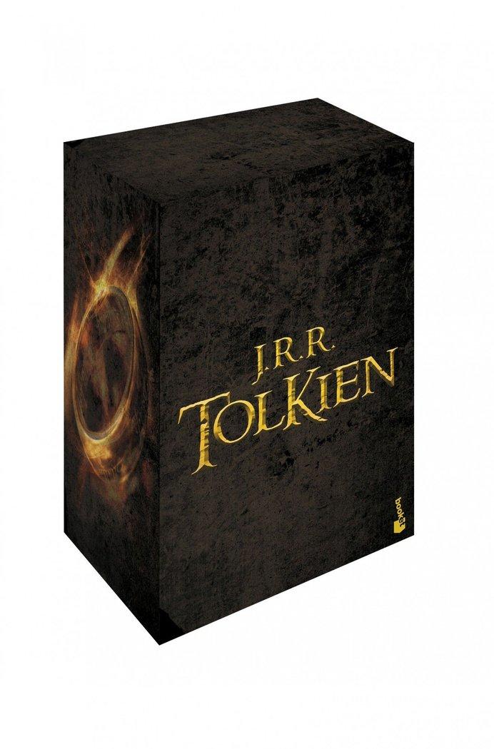 Hobbit comunidad dos torres/retorno rey pack