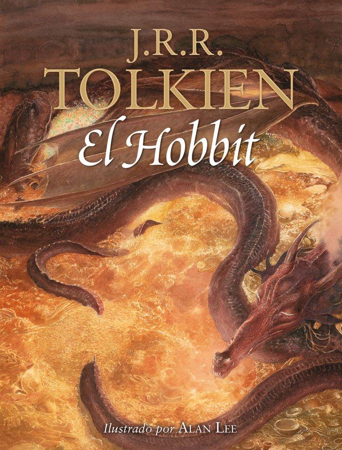 Hobbit (t) ilustrado por alan lee