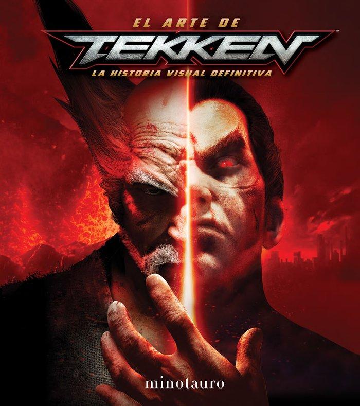 El arte de tekken una historia visual completa