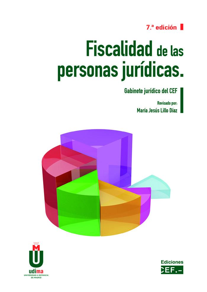 Fiscalidad de las personas juridicas