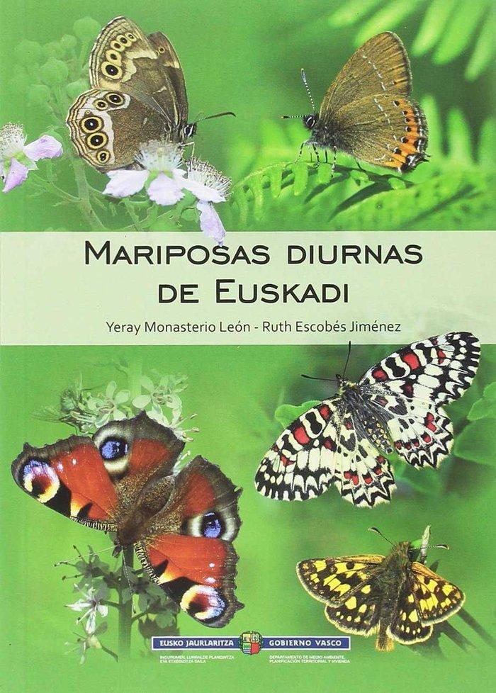 Mariposas diurnas de euskadi