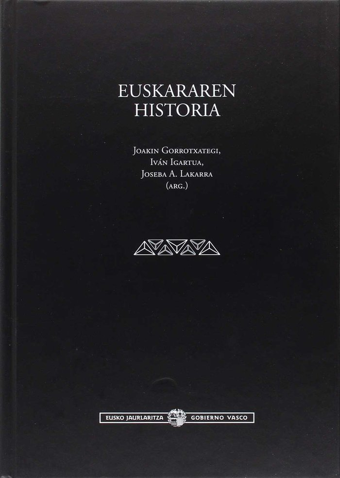 Euskararen historia