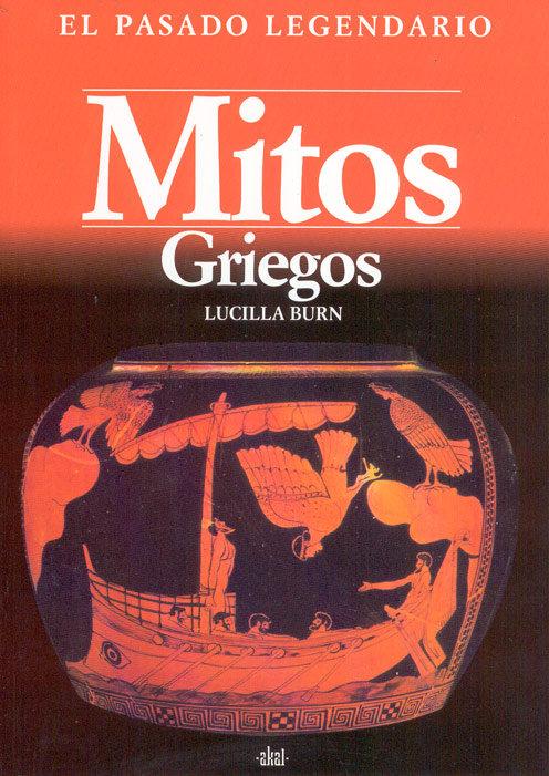Mitos griegos pasado legendario
