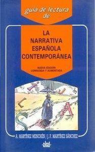 Narrativa española contempo.gl
