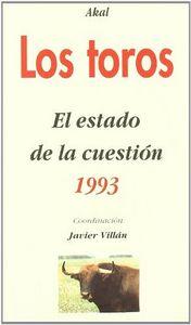 Toros el estado de la cuestion 1993