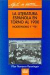 Literatura espa.en torno 1900