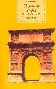 Peso de roma cultura europea hipecu