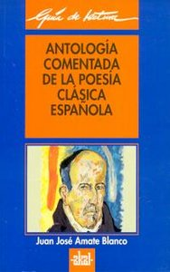 Antologia coment.poesia clasica esp.gl