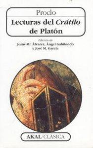 Lecturas del cratilo de platon