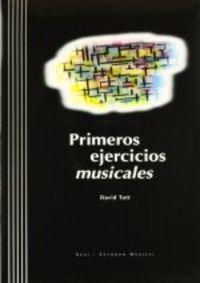Primeros ejercicios musicales +cd