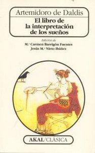 Libro interpretacion de los sueños