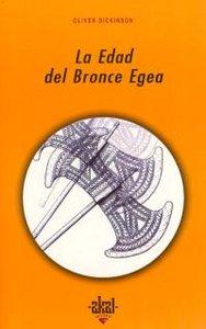 Edad del bronce egea,la