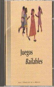 Juegos bailables cd