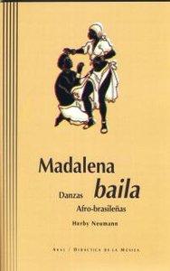 Madalena baila danzas afro brasileñas