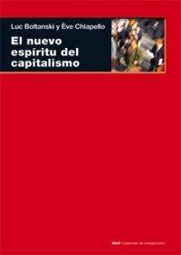 Nuevo espiritu del capitalismo