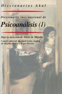 Dic.akal internacional del psicoanalisis 2 vols.
