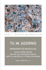 Monografias musicales