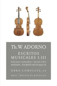 Escritos musicales i-iii figuras sonoras