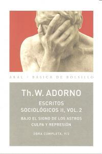 Escritos sociologicos ii vol.2