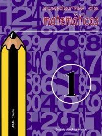 Cuaderno matematicas 1 ep