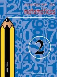 Cuaderno matematicas 2 ep