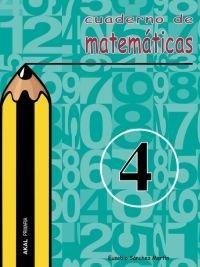 Cuaderno matematicas 4 ep