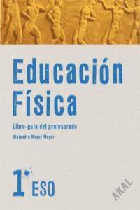 Educacion fisica 1ºeso libro profesor+cd