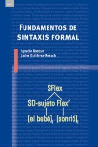 Fundamentos de sintaxis formal