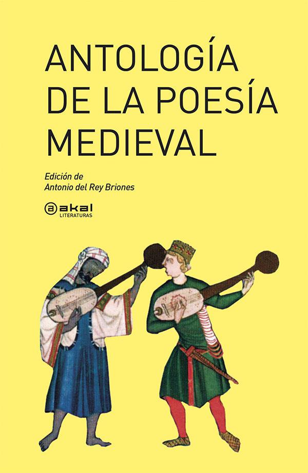 Antologia de la poesia medieval nº27 akal literaturas