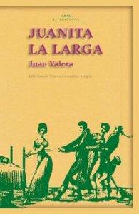 Juanita la larga nº26 akal literaturas