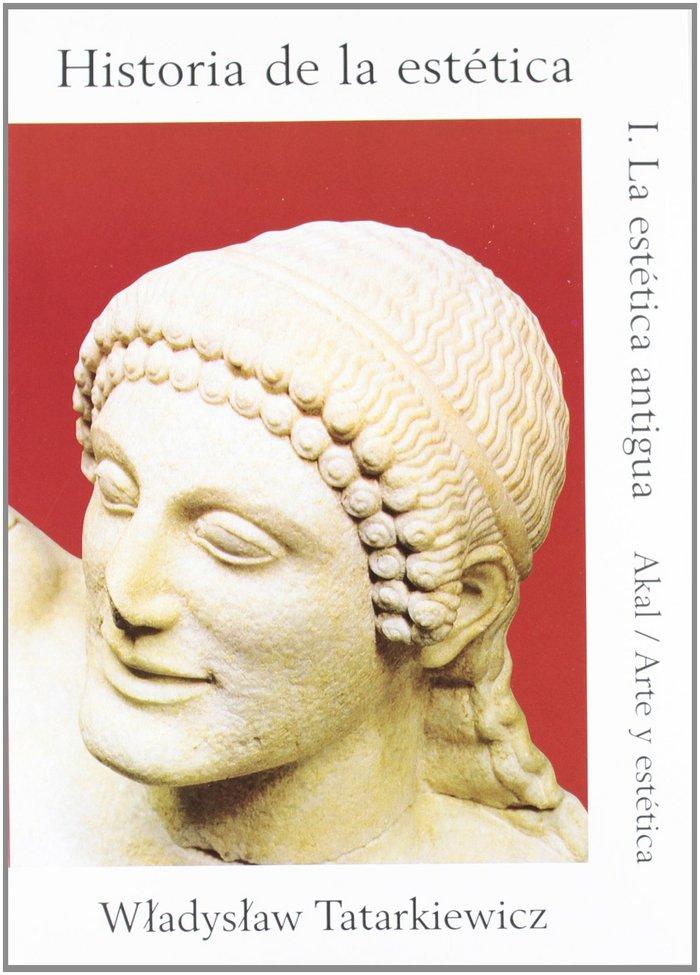 Historia de la estetica, 3 vols. (oc)