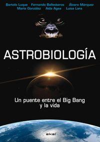 Astrobiologia o.varias