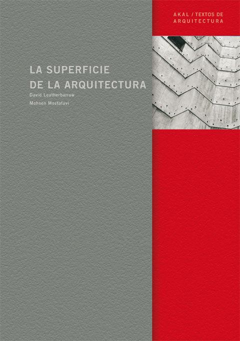 Superficie de la arquitectura,la