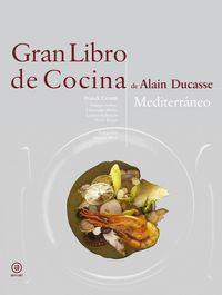 Gran libro de cocina mediterraneo
