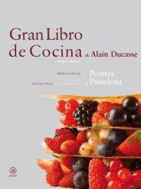 Gran libro de cocina postres y pasteleria