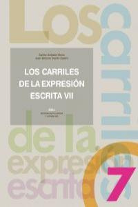 Carriles expresion escrita,los 7 ep