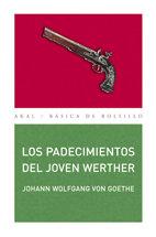 Padecimientos del joven werther,los