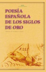 Poesia española de los siglos de oro