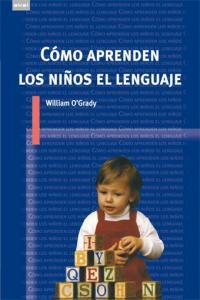 Como aprenden los niños el lenguaje
