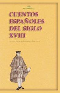 Cuentos españoles del siglo xviii