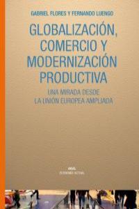 Globalizacion comercio y organizacion productiva