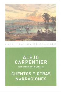 Cuentos y otras narraciones (carpentier)