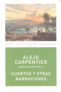Cuentos y otras narraciones (carpentier)