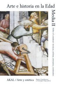 Arte e historia en la edad media vol ii