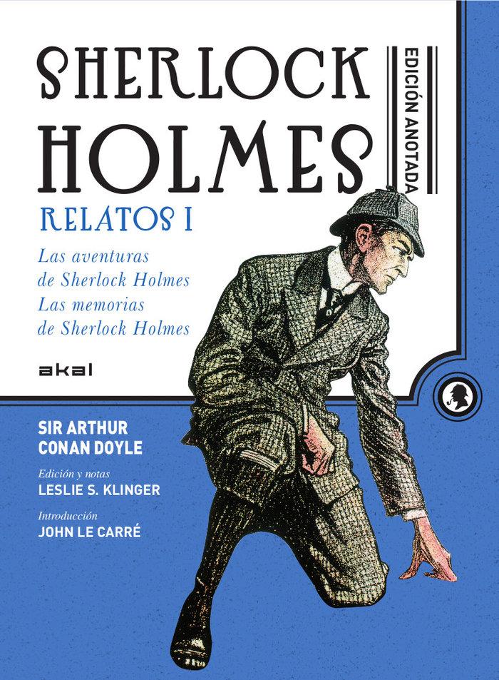 Sherlock holmes anotado relatos i