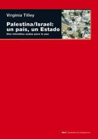 Palestina israel un pais un estado