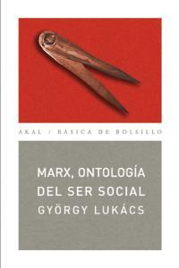 Marx ontologia del ser social