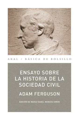 Ensayo sobre la historia de la sociedad civil