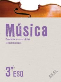 Cuaderno musica 3ºeso+cd 07